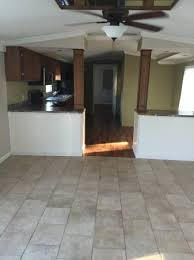 1998 single wide manufactured home gets remodel
