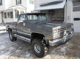 1986 Chevy K10 Short Bed For Sale, Trucks For Sale By Owner In Ga ... 1986 Chevrolet Truck For Sale Classiccarscom Cc1107455 K10 Silverado Scottsdale Vintage Classic Rare 83 84 Pickup Cc1085834 Blazer Overview Cargurus Chevy 2017 Silverado Midnight Edition For And Van This Cool C10 Is Lowbuck Ownerbuilt Hot Rod Network Ck Nationwide Autotrader 34 Ton 4x4 New Interior Paint Solid Texas 20 S10 Extended Cab Pickup Truck Item F2793 Chevy K20 Cars Trucks Paper Shop Free Ton 427 V8 Very Clean Must