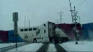 Insane Footage Shows Train Slam Into FedEx Truck On Tracks - NBC Bay ... Train Carrying Gop Lawmakers To Policy Retreat Hits Garbage Truck Hook And Ladder Fire Vs Amtrak Fanatics Video Diesel Brothers Episode Four Recap Another Vs Semi Accident Klem 1410 Insane Footage Shows Slam Into Fedex On Tracks Nbc Bay Cause Of Train Semi Truck Crash In Stevens Point Still Under Crashes With Semitruck Aurora Oregonlivecom In Tow The Wins Bradenton Herald Trains Trucks Video Huffpost Collides Overpass Coquitlam News 1130 Hits Trailer Moving Local News Valdostadailytimescom