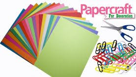 3 Amazing Craft Idea With Color Paper