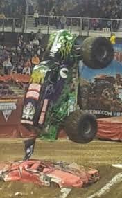 100 Monster Truck Jam 2013 GRAVE DIGGER Nampa Idaho