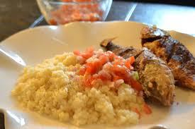 poisson a cuisiner recette du attieke poisson cuisine ivoirienne how o cook