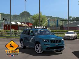Jeep Grand Cherokee SRT8 V1.33 | Euro Truck Simulator 2 Dodge Ram Srt8 For Sale New Black Truck Awesome Pinterest Best Car 2018 Find Best Cars In Here Part 143 2017 Ram 1500 Srt Hellcat Top Speed This Has A 707 Hp Engine Thanks To Heroic 2011 Jeep Grand Cherokee Document Zj Trucks Accsories 2014 Srt8 Whipple Supercharged 060 32s 10 American Simulator Mod Must Watc 2019 Release Date Wther Will Magnum Inspirational Pricing Ratings Pickup Could Be The Ultimate Sleeper 2009 Challenger Monster Gta San Andreas