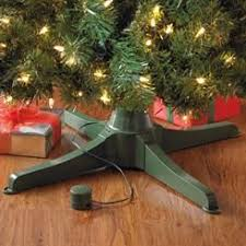 Musical Rotating Green Christmas Tree Stand Sale 2999
