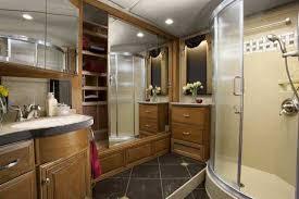 Newmar Essex Diesel Pusher Luxury Motorhome Interior