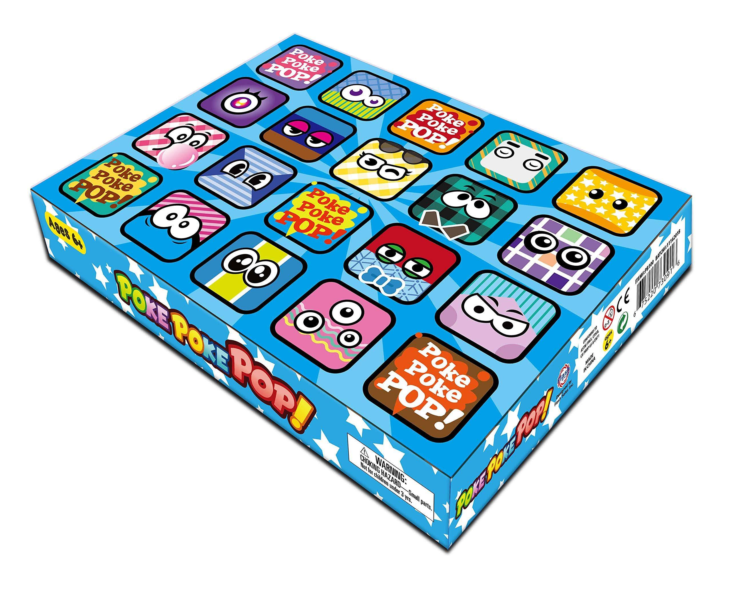 Animolds Poke Poke Box Surprise Toy Box