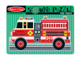 Melissa & Doug Fire Truck Sound Puzzle | You Are My Everything (Yame ... Melissa And Doug Baby Toys Plush Dillards Mickey Mouse Friends Wooden Fire Truck From Djeco Puzzle The Dj07269 Crafts4kidscouk Giant Floor 24 Jumbo Pieces New 4 Bubble Room Disney At Walmart Indoor Playhouse Ytown Mickey Mouse Clubhouse Car Carrier Play Set W Buy Emergency Vehicle Online Toy Universe
