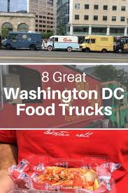 8 Great Washington DC Food Trucks • McCool Travel