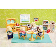 Calico Critters Kozy Kitchen Set - Walmart.com Calico Critters Tea And Treats Set Walmartcom Baby Kitty Boat And Mini Carry Case Youtube 2 Different Play Sets Together Highchair Cradle With Houses Opening Lots More Stuff Sylvian Families Unboxing Review Playpen High Childrens Bedroom Room Nursery Minds Alive Toys Crafts Books Critter The Is A Fashion Showcase Magic Beans Luxury Townhome Cc1804 Splashy Otter Family Castle Epoch Toysrus