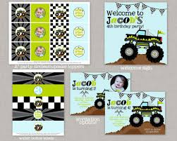 Monster Truck Birthday Monster Truck Birthday Decorations 80 Off Sale Monster Jam Straw Tags Instant Download Printable Amazoncom 36 Pack Toy Trucks Pull Back And Push Friction Jam Sticker Sheets 4 Birthdayexpresscom 3d Dinner Plates 25 Images Of Template For Cupcake Toppers Monsters Infovianet Personalised Blaze And The Monster Machines 75 6 X 2 Round Truck Edible Cake Topper Frosting 14 Sheet Pieces Birthday Party Criolla Brithday Wedding Printables Inofations For Your Design Pin The Tire On Party Game Instant