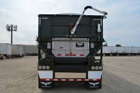 100 Virginia Truck And Trailer EAGLEBRIDGE 42 BELT TRAILER BN5064 Parked In Trinity
