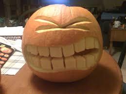 Puking Pumpkin Guacamole by Pumpkin Grin Calabaza Pinterest Pumpkin Carvings Holidays