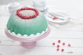 schwedische prinzessinnen torte prinsesstarta sallys