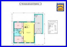 plan de maison 2 chambres plan de maison plain pied gratuit 2 chambres barricade mag inside