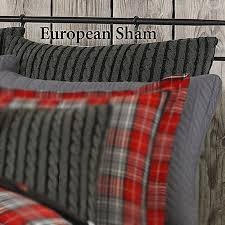 Williamsport Rustic Plaid Comforter Bedding By Woolrich