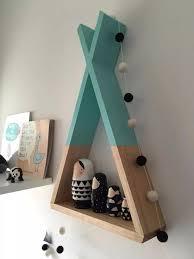 etagere chambre bebe étagère murale chambre bébé chambre