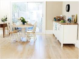 Wooden Kitchen Floor Mats Cream Fabric Small Rugs Above Flooring Silver Color Stainless Steel Cabinets White Floating Shelves Cabinet Attached To The