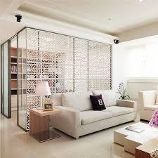4 8 stücke diy raumteiler hängen bildschirme wohnzimmer teiler panels trennwand klapp bildschirm vorhang 29 cm x 29 cm wohnkultur