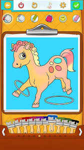Get Horse Coloring Pages