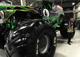 Monster Jam Trucks Fine-tuned At Palmetto-based Feld Entertainment ...