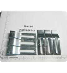 Franke Undermount Sink Clips by Franke El Clips 3