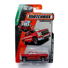 Buy Matchbox MBX Explorers 14 Chevy Silverado 1500 Red #29/120 ... 1984 Chevrolet Camaro Luxury Truck Dimeions Typical New Buy Matchbox Mbx Explorers 14 Chevy Silverado 1500 Red 29120 Toy Car And Van Scale Models The 15 Things You Need To Know About The 2019 John Deere 2009 Ute Ertl Pickup With 2016 Hotwheels Chevy Silverado White End 2162018 215 Pm Proline Flotek Body Clear Pro336500 2014 Diecast Blue Topaz Ltz Z71 Youtube Tire Station Package 2017 Lt 5381d Kinsmart Pick Up 146