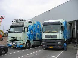 Cindy Flowers Trucks Image