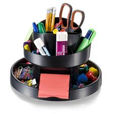 Desktop File Sorter Uk by Office Desk Organizer Desktop Sorter Accessories Pen Pencils