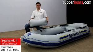 Intex Excursion 5 Floor Board by Intex Seahawk Ii 2 Inflatable Fishing Boat Video Review By Rubber