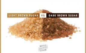 The Difference Between Light Brown Sugar and Dark Brown Sugar