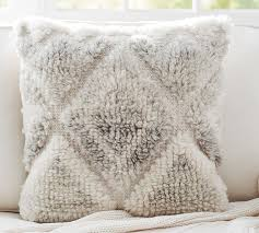 leela hand woven pillow cover pottery barn