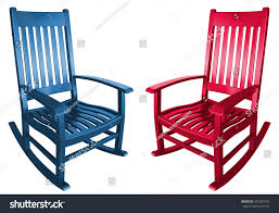 Blue Red Rocking Chair Facing Left Stock Photo (Edit Now ... Charleston Acacia Outdoor Rocking Chair Soon To Be Discontinued Ringrocker K086rd Durable Red Childs Wooden Chairporch Rocker Indoor Or Suitable For 48 Years Old Beautiful Tall Patio Chairs Folding Foldable Fniture Antique Design Ideas With Personalized Kids Keepsake 3 In White And Blue Color Giantex Wood Porch 100 Natural Solid Deck Backyard Living Room Rattan Armchair With Cushions Adams Manufacturing Resin Big Easy Crp Products Generations Adirondack Liberty Garden St Martin Metal 1950s Vintage Childrens
