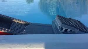 lego cargo ship sinking supertoxic youtube