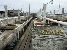 rising seas are washing away two us towns how they re responding