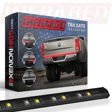 LED Tailgate Light Bar With Turn Signals | XenonHIDs.com 4x Offroad 4inch 18w Led Light Bar Pods 4wd Truck Jeep Flood Bumper Amazoncom Led Bars 18w 9v30v Cree Driving Lights Best Led Light Bars For Truck Dualrow 300w 52inch Spot Car Boat 30in Singlerow Hidden Mounting Brackets 20 Inch 100w Spotflood Combo 8560 Lumens Cree How To Install An Bar On The Roof Of My Better Dot Approved 40 42in 240w On Trucks Common Installation Issues Questions Chevrolet Silverado Stealth Torch Series 1 30 Top Ubox Tailgate Strip Waterproof 60 Yellowredwhite