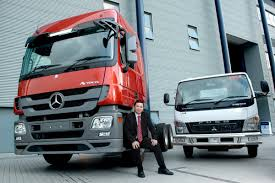 100 Benz Trucks Mercedes Malaysia Commercial Vehicles Records Growth Sold