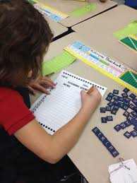 Printable Scrabble Tiles Worksheet by 3rd Grade U0027s A Hoot Daily 5 Work On Words And Freebies