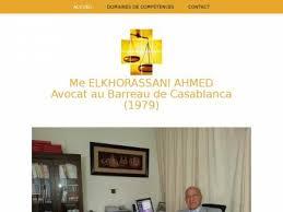 cabinet d avocat a casablanca avocat à casablanca qui intervient dans divers domaines du droit