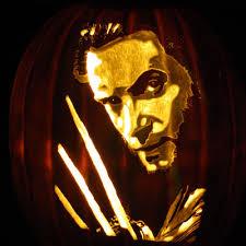 Pumpkin Carving With Dremel by Jack O U0027 Lanterns With Famous Faces Dremel 300 Pumpkin Carvings