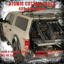 Atomic Custom Truck - Auto Parts & Supplies - 10809 N Garnett St ...