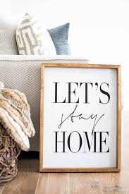 Home Decor Signs Sayings Earthy Fall Trends We Love