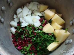 comment cuisiner les feuilles de betterave velouté aux feuilles de betterave douceurs culinaires de nora