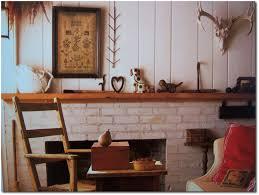 Primitive Living Room Furniture by Primitive Decor Part 6