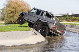 2014 Mercedes Benz G63 Amg 6×6 First Drive Motortrend Intended For ...