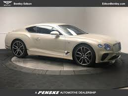 100 Continental Truck Sales 2020 New Bentley GT NOW TAKING ORDERS At Bentley Edison