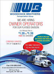 Woodcock Brothers - Truck News