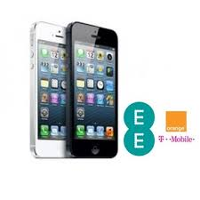 iPhone 5 Unlocking TMobile Orange EE UK Network