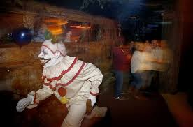 Scariest Halloween Maze Los Angeles by Theme Parks Go For Gore City