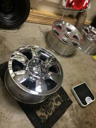 I Got Some New Craigslist Wheels For My Truck. Should I Paint Or ...