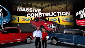 OKC Randall Reed Ford Truck Month & Construction Sale! - YouTube